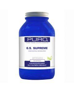 Puro G.S. Supreme 180 capsules (Gewrichtenformule)