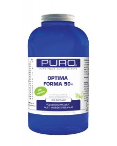 Puro Optima Forma 50+ 365 capsules (multivitamine senior)