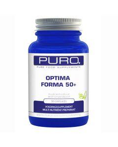 Puro Optima Forma 50+ 30 capsules (multivitamine senior)