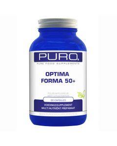 Puro Optima Forma 50+ 90 capsules (multivitamine senior)