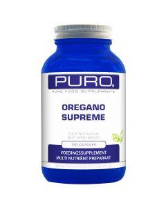 Puro Oregano Supreme 180 capsules