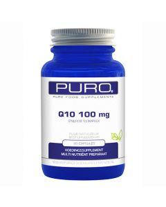Puro Q10 100mg Supreme 30 capsules