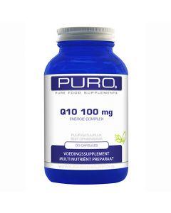 Puro Q10 100mg Supreme 90 capsules