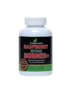 LivingGreens Raspbery Ketone Burner + 120 capsules