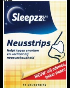 Sleepzz Anti-Snurk Neusstrips 10 stuks