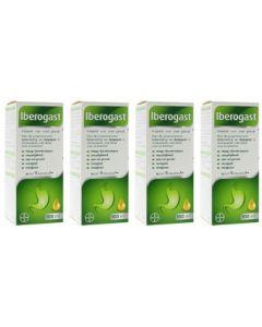 Bayer Steigerwald Iberogast 4-pak 4x 100ml