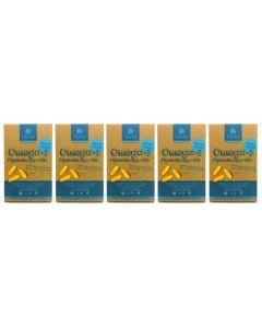 Testa Omega 3 algenolie - vegan omega-3 DHA + EPA vijf-pak 5x 45 capsules