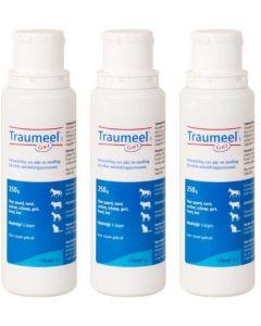 Heel Traumeel gel S auv trio-pak 3x 250 gram (veterinair)