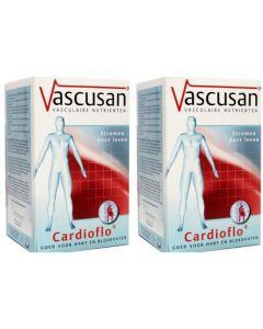 Vascusan Cardioflo duo-pak 2x 300 tabletten (=600 tabletten)
