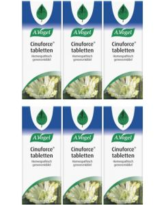A. Vogel Cinuforce Voordeelpak 6-pak  6x 80 tabletten