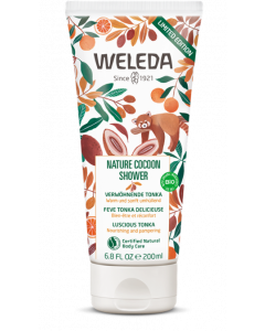 Weleda Nature Cocoon Shower Limited Edition tube 200ml