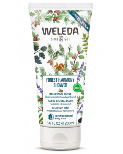Weleda Douche Forest Harmony Shower-cream tube 200ml Limited Edition