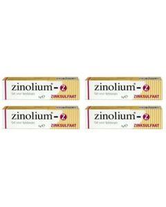 Zinolium Lippenzalf Z vier-pak 4x 5 gram