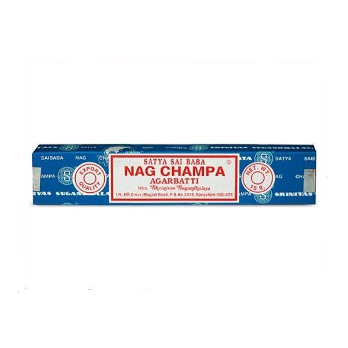 Satya Sai Baba Wierook.Originele Nag Champa Wierook 150 Gram Satya Sai Baba Agarbatti
